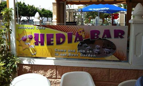 Hedia bar